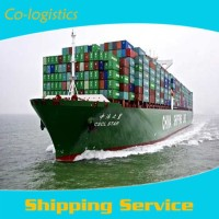 Global Cargo Transport From Shanghai To