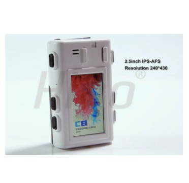 NEW Arrival C9 Rugged & Water Resistant Body Worn Polive Video Camera Support Live Stream 4G NFC Night Vision Camcorder