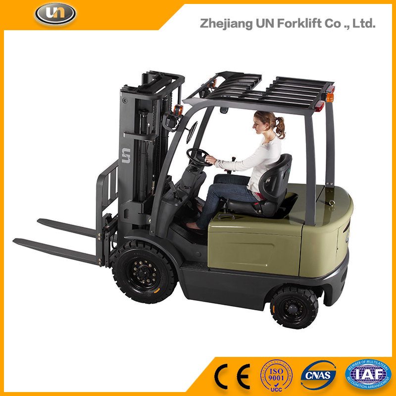 High Quality Cheap Custom Mini 2 Ton Electric AC Motor Forklift Truck