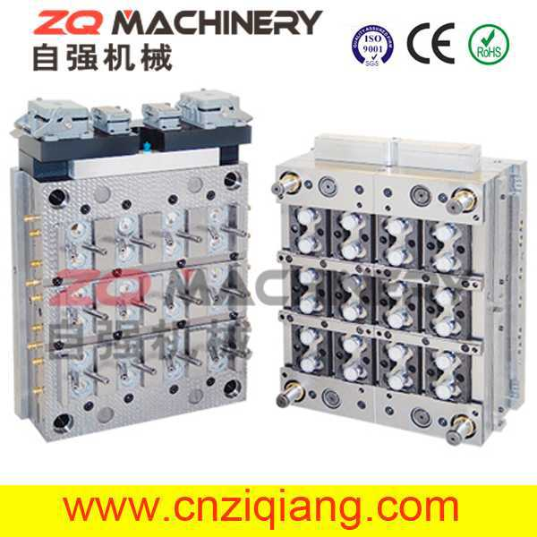 plastic bottle cap mould,plastic cap injection mold sprayers pumps with big over cap