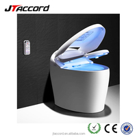 JT-920 Mobile control Intelligence smart toilets with built-in bidet
