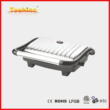 Convenient party electric grill for home use