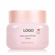 Hyaluronic Acid Moisturizer Lotus Aqua Bloom Face Cream