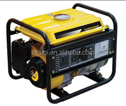 SINOTRUK small power generating set Power range 1-6kW open type