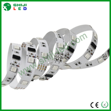 WS2801 SMD5050 rgb smd 5m/roll digital 36pcs 100m 12v led light strip