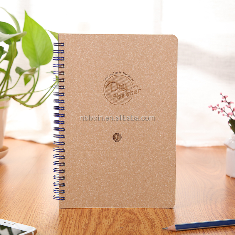 Factory manufacture school exercise books/PP hardcover Notepad Notebook