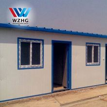 china modern prefabricated homes in prefab house