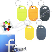 Tag Proximity ID Token Tags Key Keyfobs /Ring Card Proximity Chip ID em4100 for Access Control card