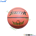 streetk High quality custom printed basketball pu basketball