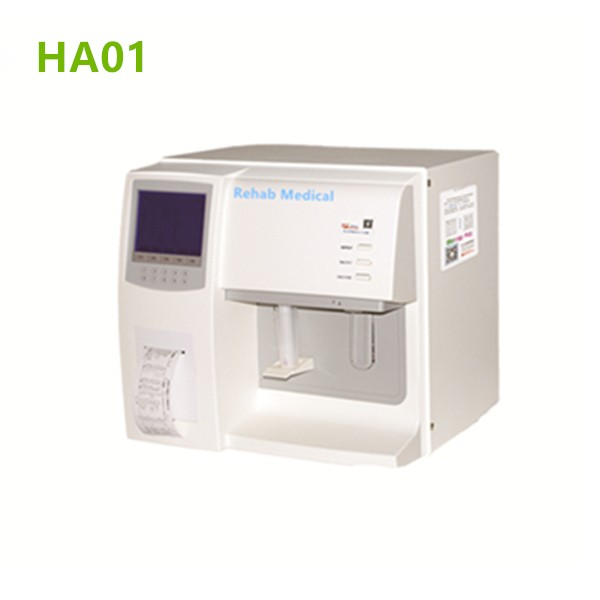 semi automatic hematology analyzer HA01-1