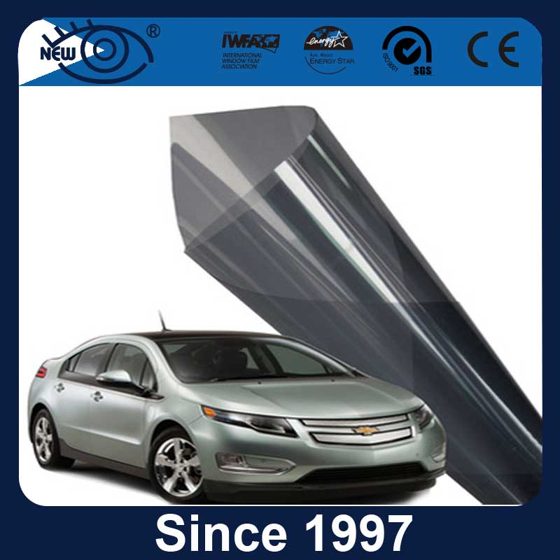 Best quality anti reflective car roll solar control window tinting film for auto