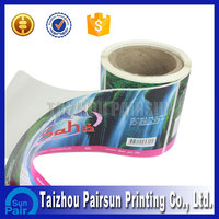 Best Selling special supermarket thermal adhesive sticker