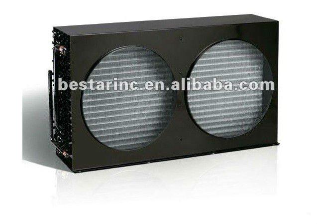 High-tech Refrigeration Air Cooler Copper Tube Condenser