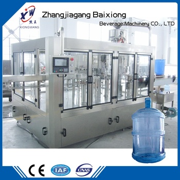 Washing Filling And Sealing Production Line