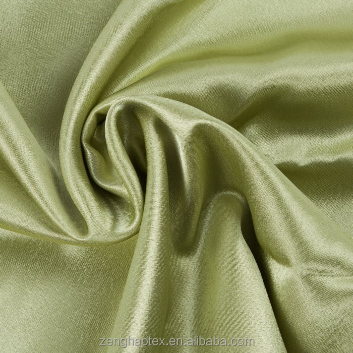 Cheap 100% <strong>polyester</strong>, size 75 * 150D, weight 140gsm satin fabric