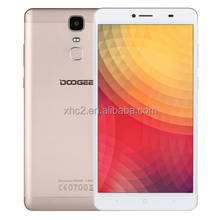 2017 new products Fingerprint 6.5 inch 2.5D Android 6.0 MTK6750 Octa core Network: 4G DOOGEE Y6 Max 3D 3GB+32GB Mobile phone