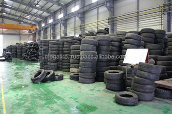 31/10.5R15 Best Quality of Used tire for sale