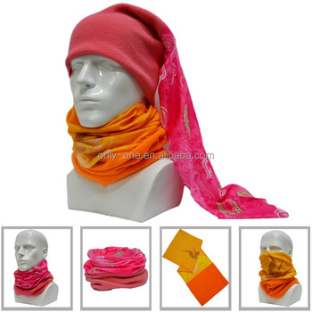 Hike And Desert Exploration Magic Multifunctional Outdoor Polar Fleece Bandana