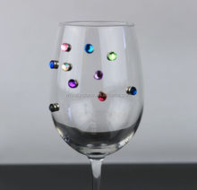 Colorful Crystal Magnet Cup Identifier