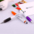 White Students stationery touch screen pen touch screen ball pens for holiday gifts