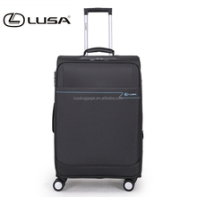 1680D Fashion softside trolley bag suitcase