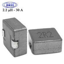 Manufacturer Supply 1265 size high current 30A smd coil inductor 2r2