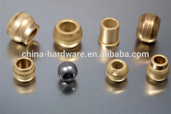 Iron Oilite Spherical Bush,Oil Sintered Iron Bushing for fan electrical motor