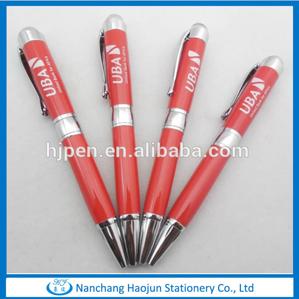 2015 New Factory Directly Sale Metal Ballpoint Pens,New Design Ball Pen