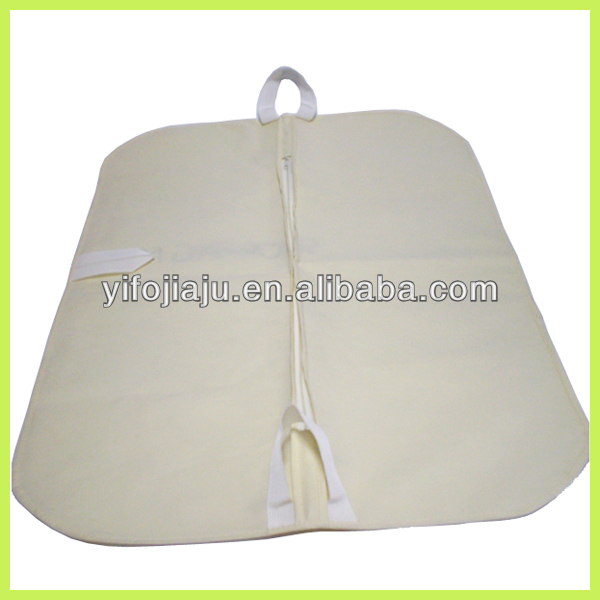 Wholesale garment bag cover online buy best garment bag for Wedding dress travel bag