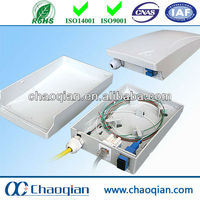 4F fiber optic terminal box