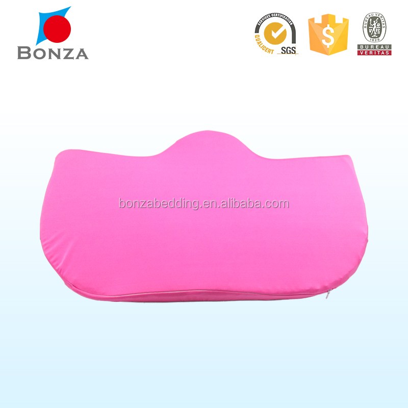 2017 Bonza MDI head cushioning eyelash decorating beauty pillow with factory price