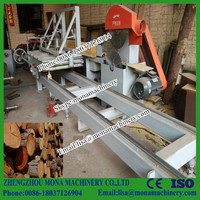 New product log timber environmental protection working precision wood cutting sliding table saw machine