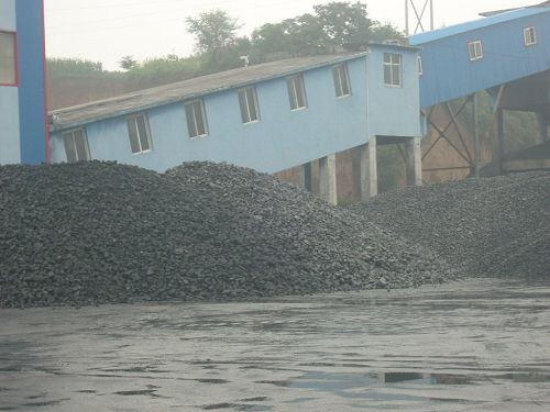 High effcient anthracite filter media for water treatment system