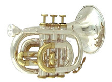 C Key Pocket Trumpet (JPTC-200)