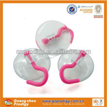 PVC suction cup with hooks glass table suction cups