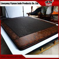 Affordable price health care oxygen supply round bed thermo cooling tourmaline mattress