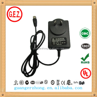 UL 1.5V AC DC Linear Power Supply Adapter