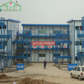 Good quality custom design construction site container prefab dormitory