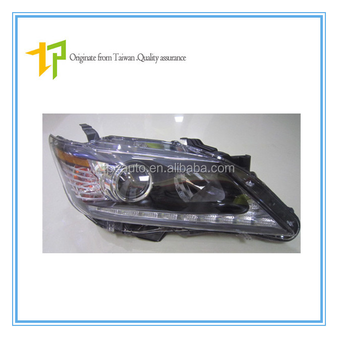 High quality hot sale led head lamp / light for Toyota 2012 Camry ACV40 modifying style