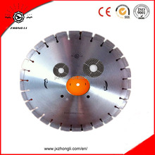 "China Wholesale Stone Cutter 4.5"" v cut saw blade"