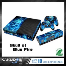 Customized designs no sticky residue OEM skin sticker for Microsoft Xbox one
