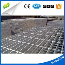 high quality China manufacturer steel grating for offshore