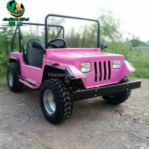 Manufacturer off road mini ATV jeep willys with CE certification