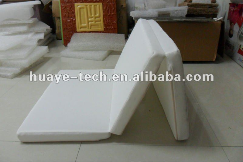 foldable mattress as space saver bedroom furniture