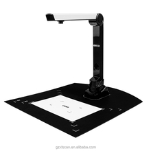 NT-SD002 High-speed 500W Pixels A4 Document Certificate Scanner With Folding Camera And Video Recorder