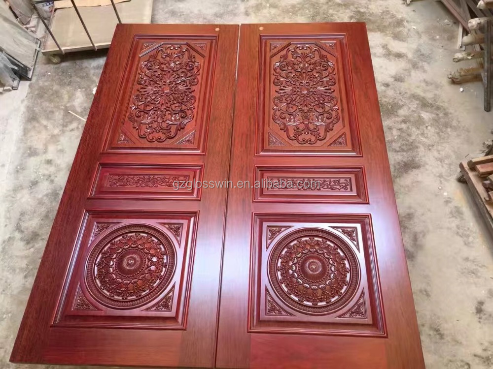 Top Quality Main Door Wood Carving Design - Buy Main Door Wood ...