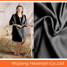 high quality polyester cotton satin style fabric