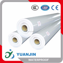 EPDM self-adhesive waterproofing membrane/roll/coiled material