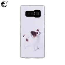ultra thin tpu mobile phone cover For Samsung Galaxy Note 8 6.3 inch