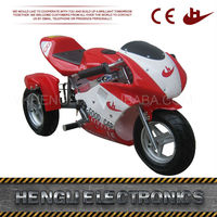 CE Approved cheap used pocket bike